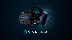 HTC zeigt Vive Pro 2