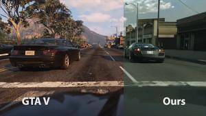 GTA 5 - Enhancing Photorealism (Intel)
