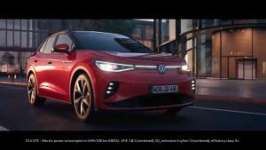Premiere des ID.4 GTX - VW