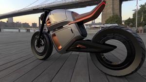 Elektromotorrad Nawa Racer - Nawa Technolgies