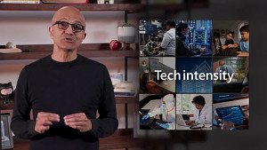 Satya Nadella Build 2021 (Firmenvideo)