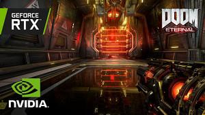 Nvidia zeigt Doom Eternal mit Raytracing