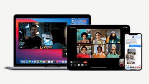 Neue Funtkionen in Apple Facetime und Messages (Herstellervideo)