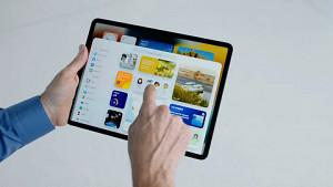 Widgets und Multitasking in iPad OS (Herstellervideo)