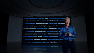 Apple Privacy (Herstellervideo)