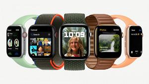 Neue Funktionen in WatchOS 8 (Herstellervideo)