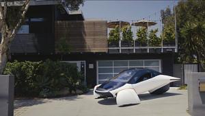 Solar-elektrisches Auto Sol - Aptera