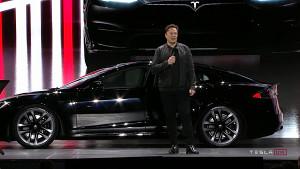 Tesla Model S Plaid vorgestellt