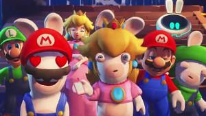 Mario and Rabbids Sparks of Hope - Trailer (E3 2021)