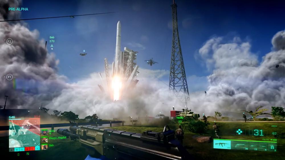 Battlefield 2042 - Gameplay-Trailer