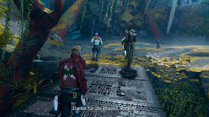 Guardians of the Galaxy - Trailer (Gameplay E3 2021)