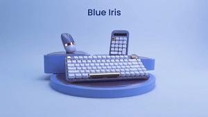 Azio Izo - mechanische Tastatur mit Bluetooth