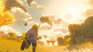 Sequel to The Legend of Zelda: Breath of the Wild - (Teaser E3 2021)