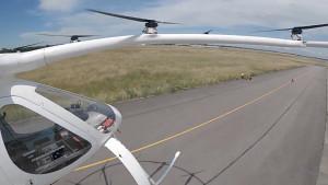 Volocopter X2 fliegt beim Paris Air Forum 2021
