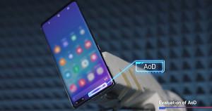 Dongwoo transparente 5G-Antenne - Herstellervideo