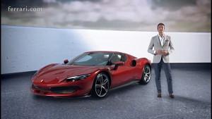 Ferrari 296 GTB Hydrid-Sportwagen vorgestellt (Herstellervideo)
