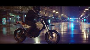 Elektromotorrad Zero FXE - Zero Motorcycles