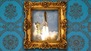 Wochenrückblick KW 28 2021 - Kurzurlaub im Weltraum