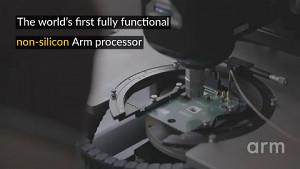 ARM zeigt PlasticArm