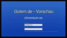Google Chrome OS - Vorschau