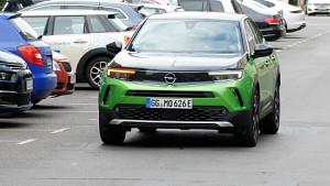Opel Mokka-e - Test