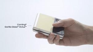 Samsung Galaxy Z Flip3 Unboxing (Herstellervideo)