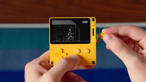 Playdate - Trailer zum Handheld mit Kurbel