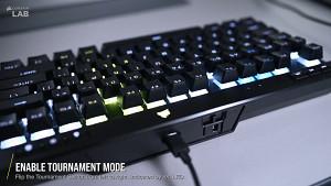 Corsair K70 RGB TKL Produktvideo
