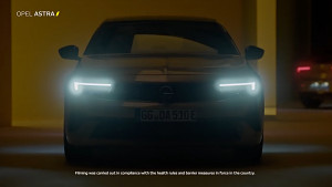 Vorstellung des neuen Astra - Opel