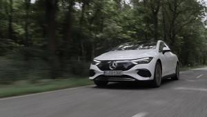 Mercedes-Benz EQE (Firmenvideo)