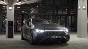 Mercedes-AMG EQS 53 4Matic (Firmenvideo)