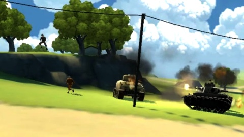 Battlefield Heroes - Trailer