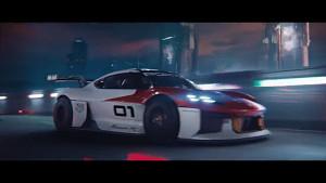 Porsche stellt Mission R vor (Herstellervideo)