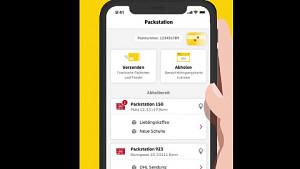DHL-Packstationen ohne Kundenkarte nutzen - Herstellervideo