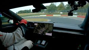 Model S Plaid auf dem Nürburgring (Herstellervideo)