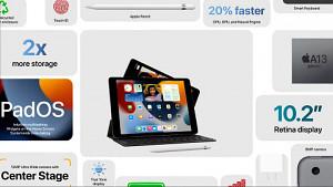 Apple iPad A13 (Herstellervideo)