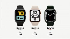 Apple stellt Watch Series 7 vor (Herstellervideo)