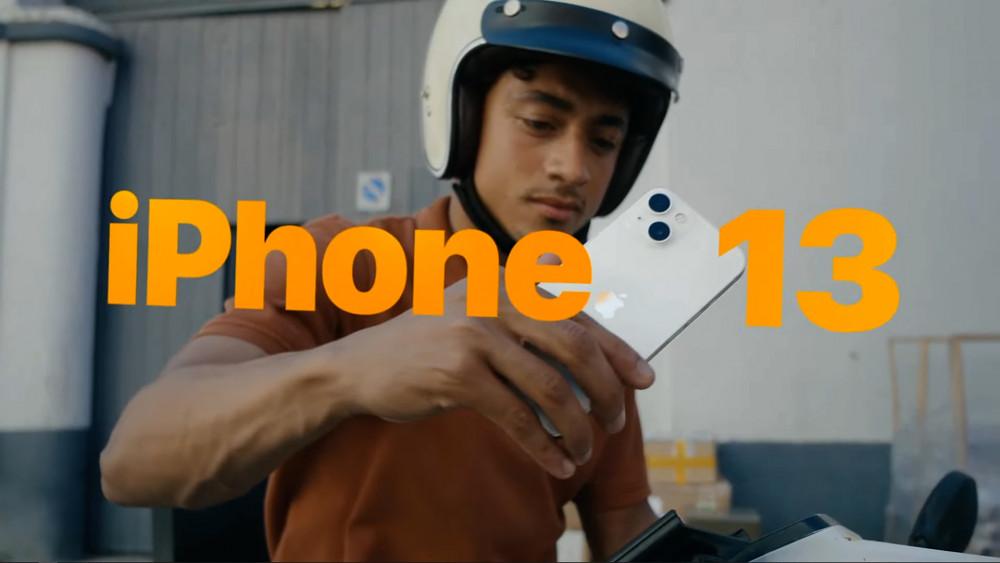 Apple stellt das iPhone 13 mit A15 CPU vor (Herstellervideo)