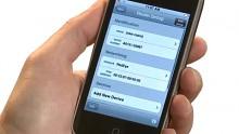 Redeye-Fernbedienung für das iPhone
