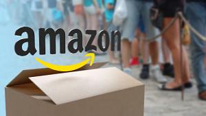 Wochenrückblick KW 39 2021 - Warteschlangen bei Amazon