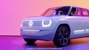 VW ID Life - Herstellervideo