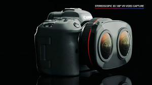 RF5.2mm F2.8 L Dual Fisheye - Herstellervideo