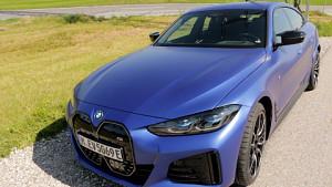 BMW i4 Probe gefahren