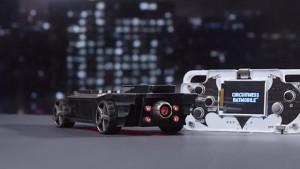 Circuitmess Batmobile - Trailer auf Kickstarter