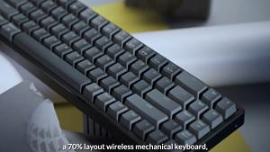 Keychron K14 - Trailer der 70-Prozent-Tastatur
