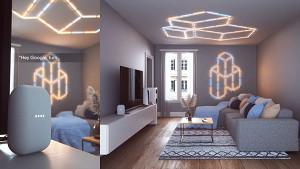 Nanoleaf Lines - Trailer der LED-Leisten