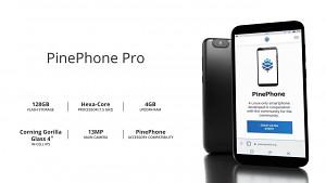 Pinephone Pro Ankündigung