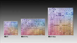 Apple zeigt M1 Pro und Max - Herstellervideo