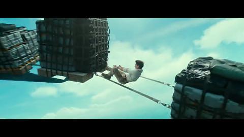 Uncharted - Filmtrailer