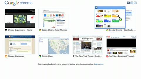 Google stellt Chrome für Mac in einer Betaversion vor